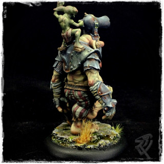 Ribald The Troll all finished - who's next?!