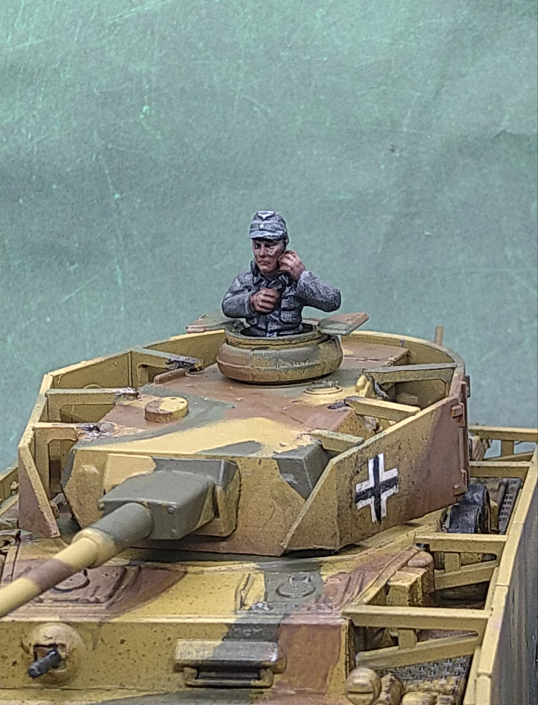 Panzer IV... Like this one more
