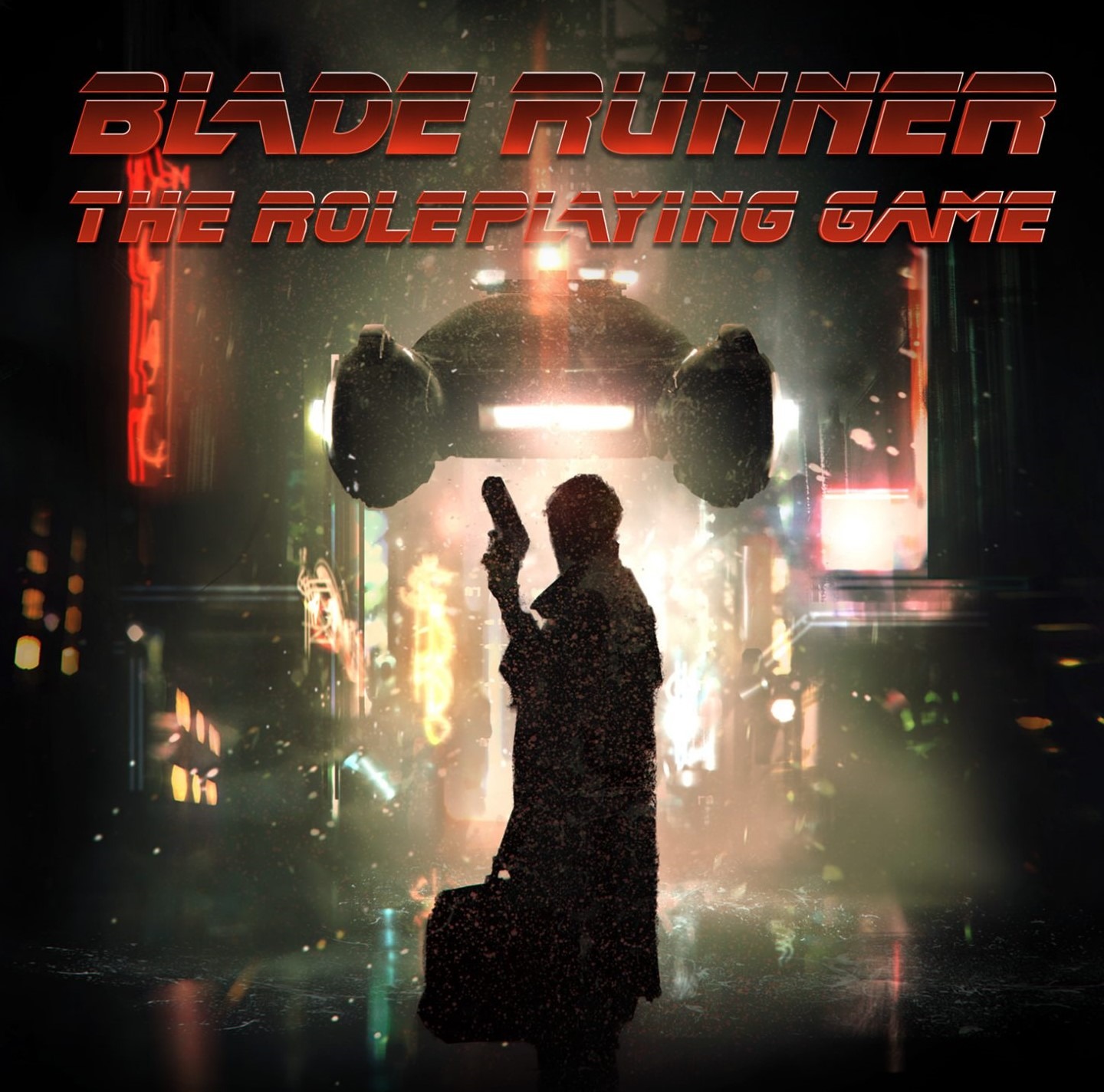 Blade Runner The Roleplaying Game - Free League Publishing