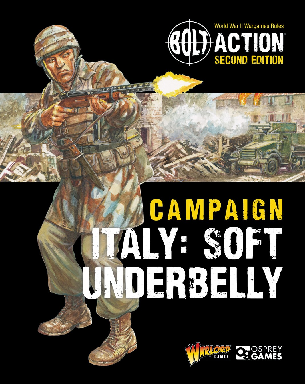 Campaign Italy Soft Underbelly - Bolt Action SEPT