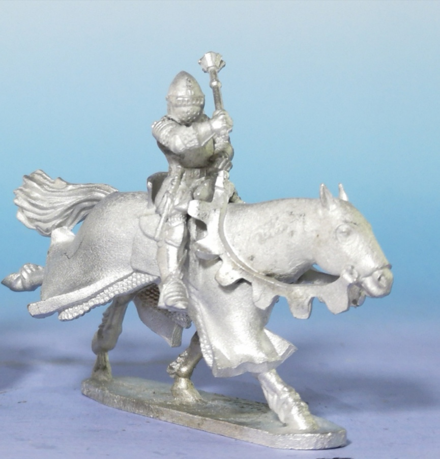 Count-Alencon-Of-France-Mounted-Claymore-Castings