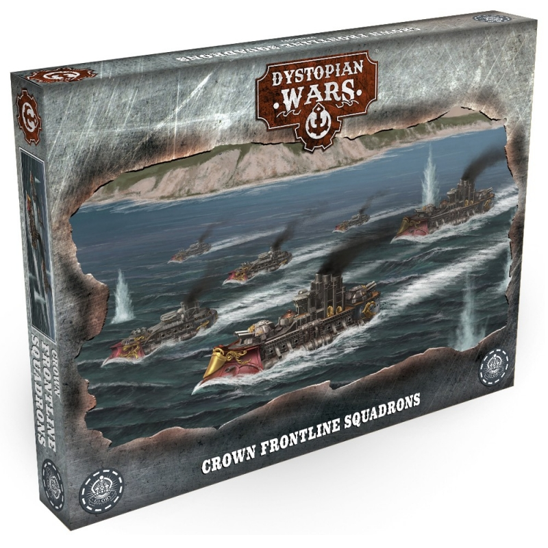 Crown Frontline Squadrons - Dystopian Wars