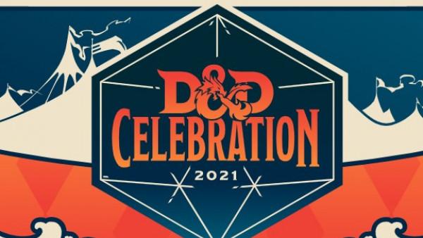 Wizards Of The Coast Announce D&D Celebration 2021 Details