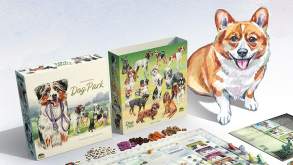 Collect Dogs & Take A Pack For Walkies In Dog Park Kickstarter