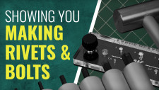 Gerry Can Show You How To Make Rivets & Bolts For Wargaming Miniatures