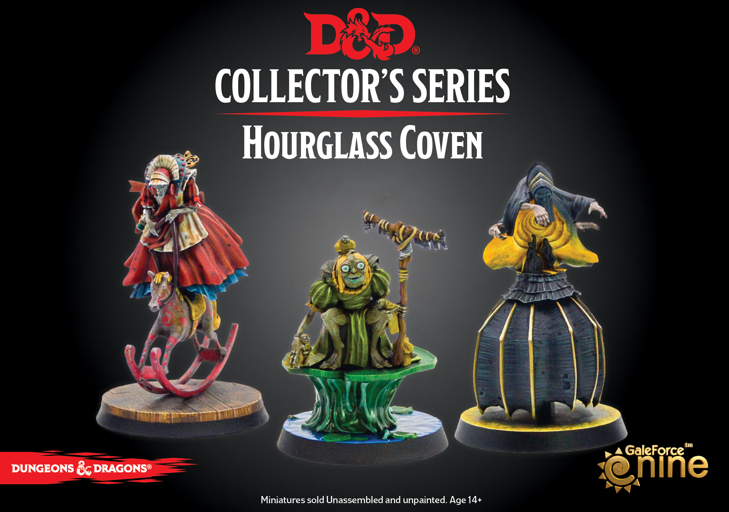 Hourglass Coven - Gale Force Nine