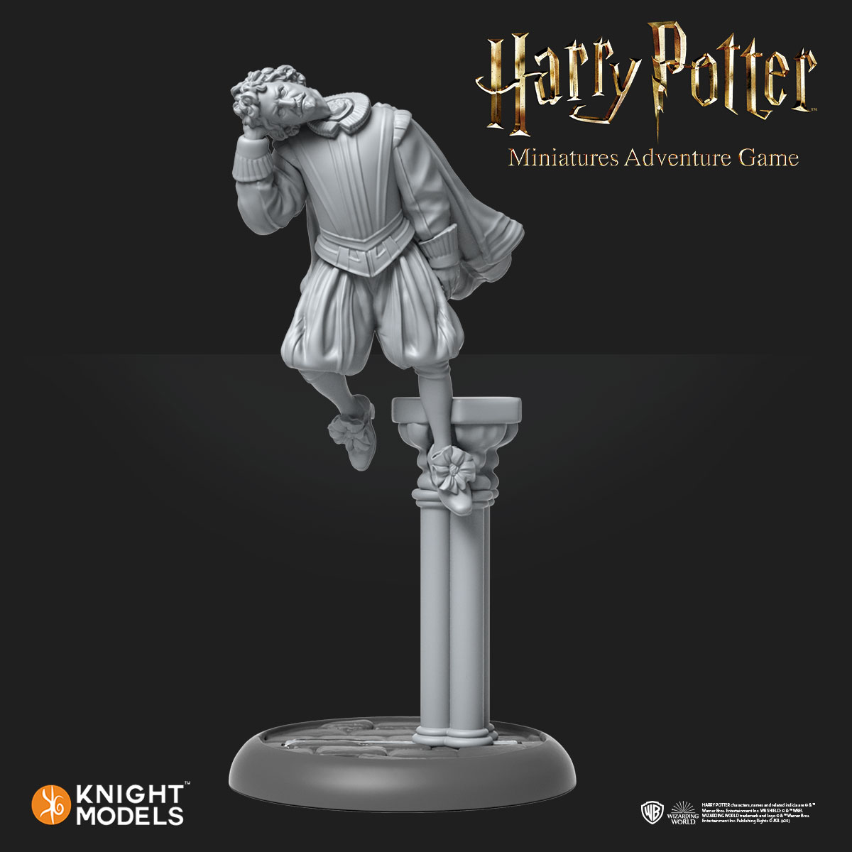 Nearly Headless Nick - Harry Potter Miniatures Adventure Game