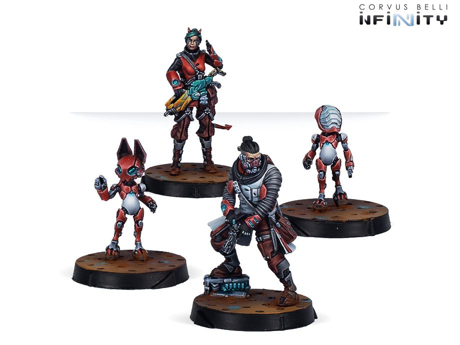 Nomads Support Pack - Infinity