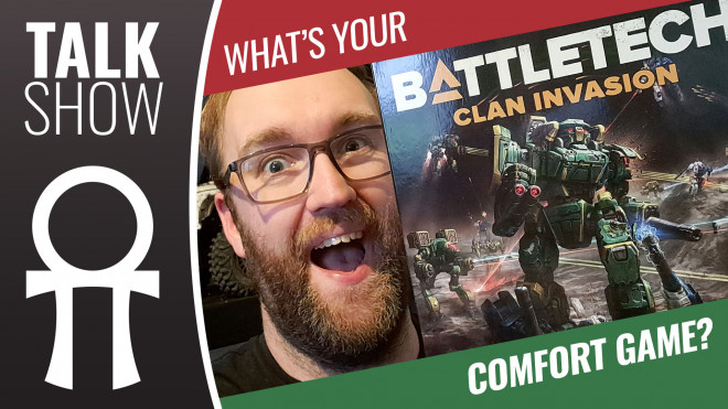 """Cult Of Games XLBS: What Is Your Tabletop """"Comfort Game""""?"""