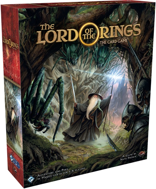 The Lord Of The Rings The Card Game Revised Core Set - FFG