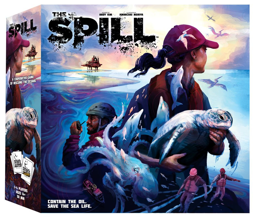 The Spill - Image One