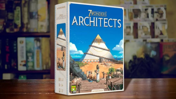 Craft Yourself A Historical Marvel In 7 Wonders: Architects