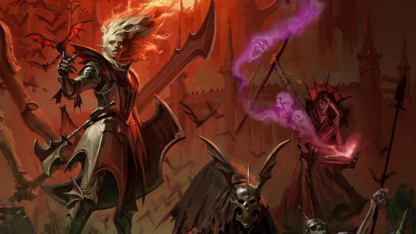 Champions Of Death Now Available For Age Of Sigmar Soulbound