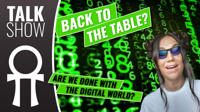 Cult Of Games XLBS: Time To Return To The Tabletop – Are You Done With Digital Gaming?