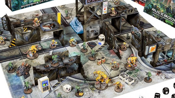 Mantic Games Fire Up Pre-Orders For Deadzone 3rd Edition!