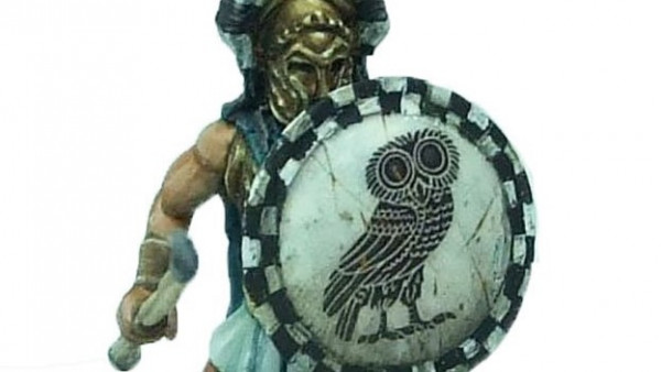Fight As The Athenians With More Heroes For Mortal Gods