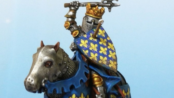Claymore Castings Release French Nobles & The Black Prince