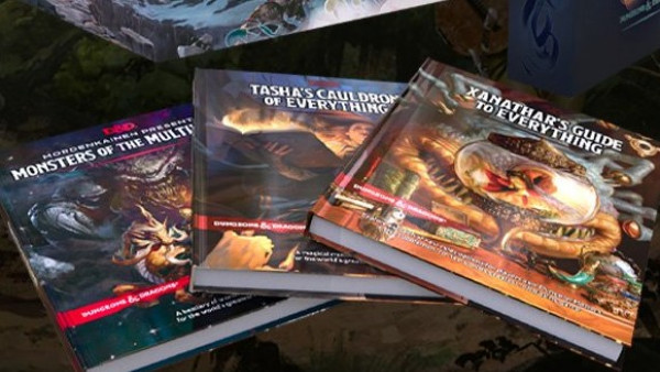 D&D Rules Expansions Set + A New Edition On The Way!