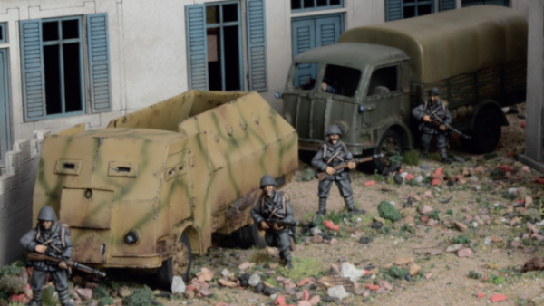Warlord Drop New Details For Bolt Action's Italy: Soft Underbelly