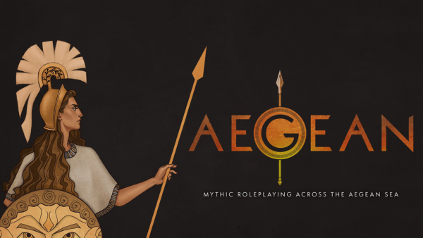 Combine Greek Classic History With Mythology In Aegean RPG
