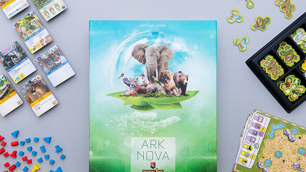Manage A Conservation-Centric Zoo In Ark Nova