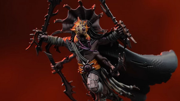 Chaos Spider People Prepare To Scuttle Into Warcry: Red Harvest