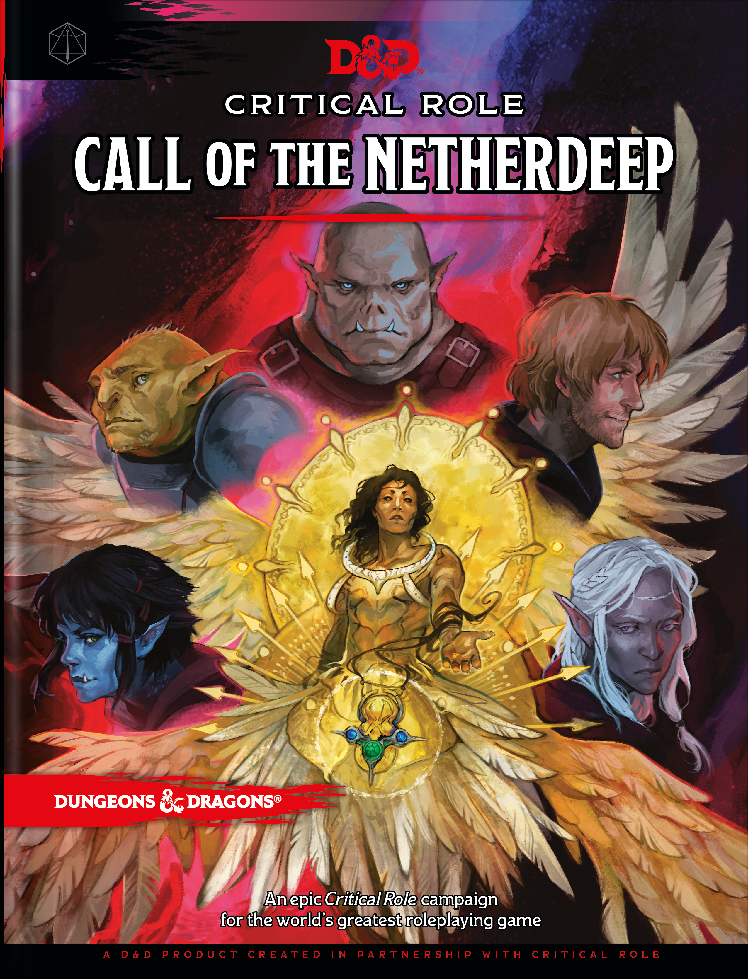Call Of The Netherdeep - Dungeons & Dragons