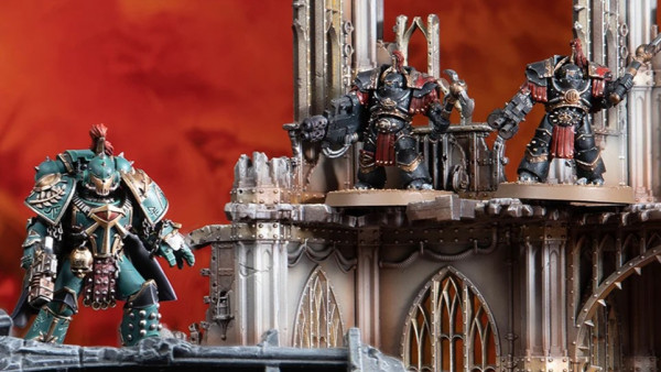 New Space Marines Legion Available To Pre-Order On Forge World
