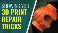 Gerry Can Show You How To Repair Your 3D Printing Mistakes