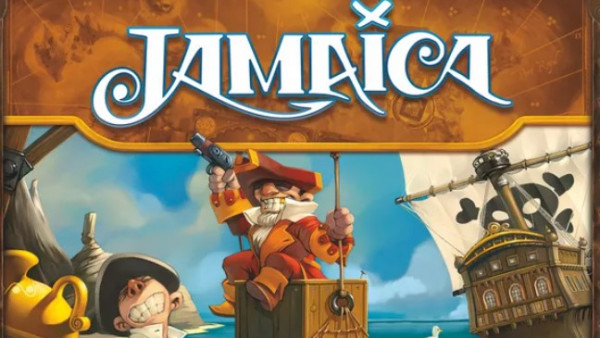 Asmodee & Space Cowboys Return With New Edition of Jamaica