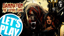 Let's Play: Damnation – The Gothic Game | Blackletter Games