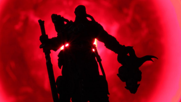New Slaughterborn Chaos Marauder Joining Warcry: Red Harvest