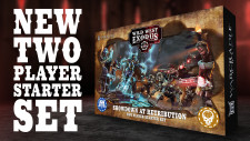 Pre-Orders Now Live! Wild West Exodus: Showdown At Retribution Two-Player Starter Set