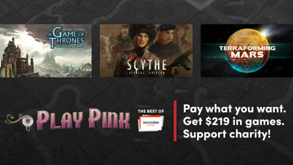 23 'Best Of Asmodee' Titles Available On Humble Bundle Now!