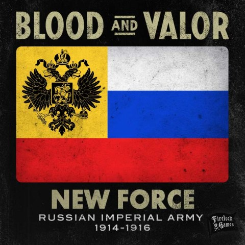 Russian Imperial Army - Blood & Valor