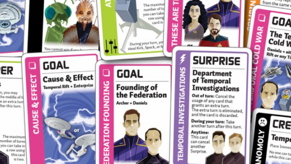 New Star Trek Fluxx Expansions Adds Archer & Porthos To The Deck