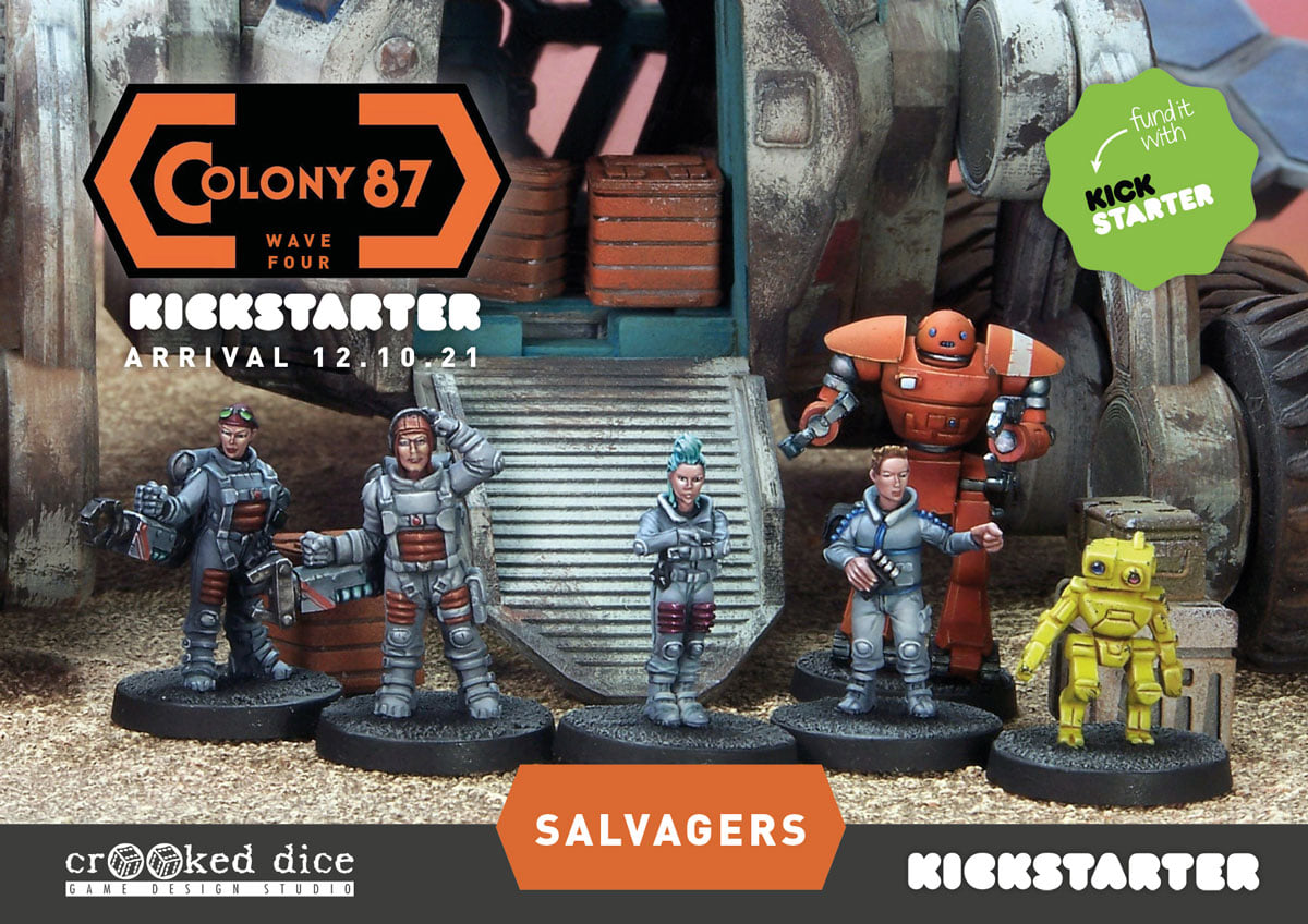 Salvagers - Colony 87