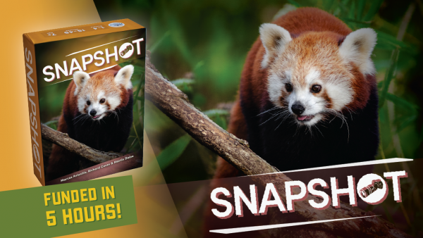 Head Into The Wild, Snap Animals & Collect Sets In Snapshot