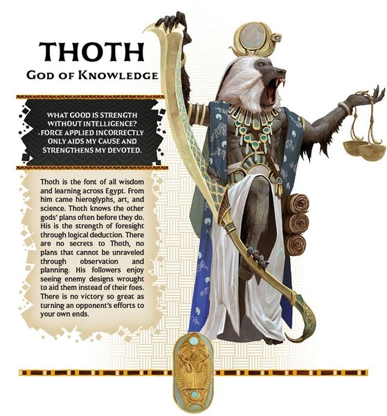 Thoth - Image Four