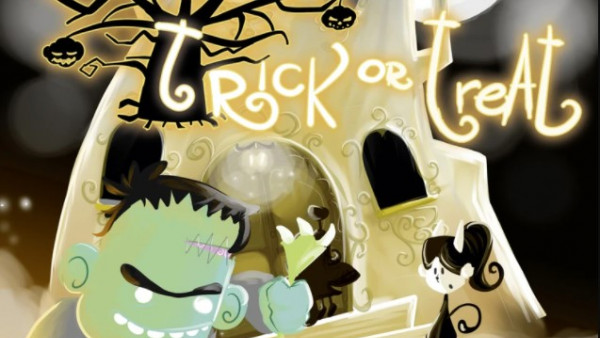 Rack Up The Most Candy This Halloween In Trick Or Treat