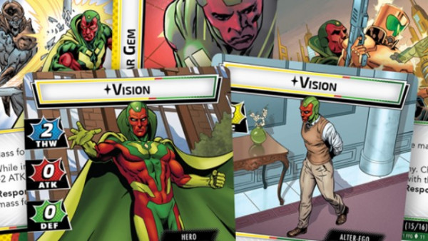 Vision Hero Pack Phases Into Marvel Champions TCG!