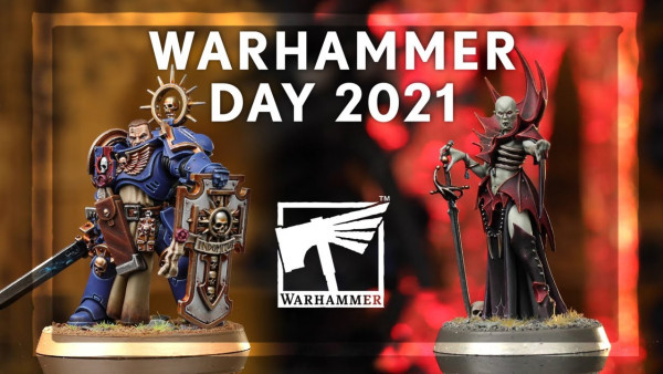 Warhammer Day Details Announced – Including Two New Miniatures!