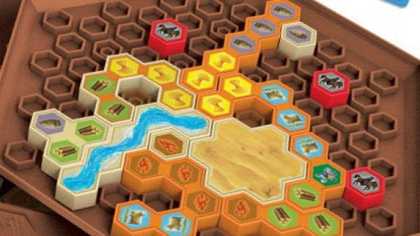 Take A Single-Player Path With CATAN Logic Puzzle