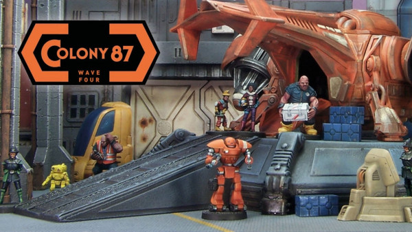 Visit Crooked Dice's Colony 87 Once Again On Kickstarter
