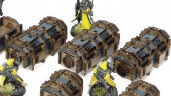 4Ground Build Up Sci-Fi Objectives & Protect A New Bridge