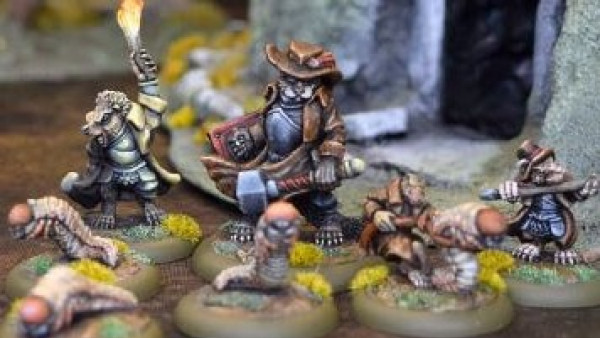 Oathsworn Journal Issue #4 Lands For Burrows & Badgers Fans