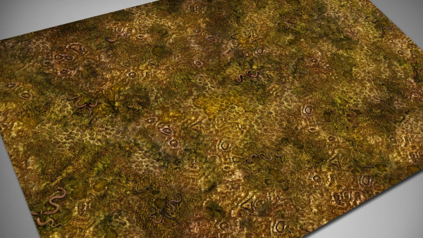 Deep-Cut Praise The Lord Of Plagues With New Gaming Mat