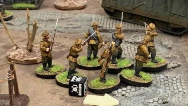 Firelock Add WWI Russian Imperial Army Rules To Blood & Valor!