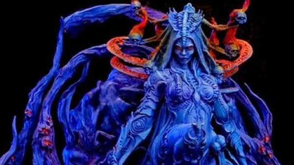 New Void Elemental Flows Forth From Creature Caster Soon