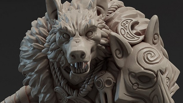Grab Titan-Forge's Animalfolk On Patreon Before October Ends!